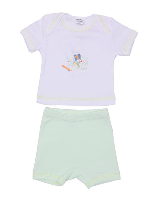 Комплект: футболка і шорти | 5249182