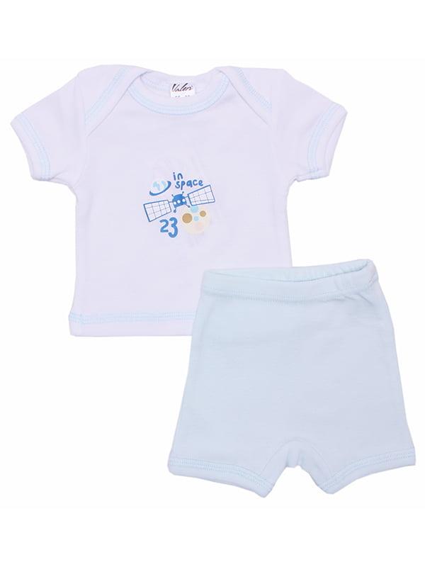 Комплект: футболка и шорты | 5249186