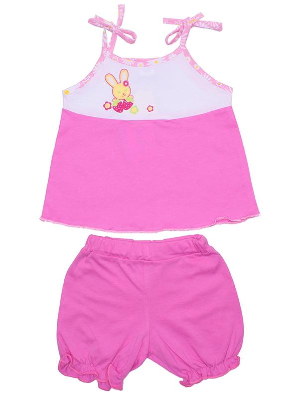 Комплект: майка и шорты | 5249309