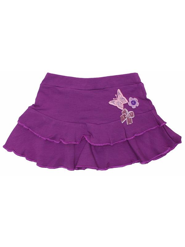 Спідниця фіолетова | 5249879