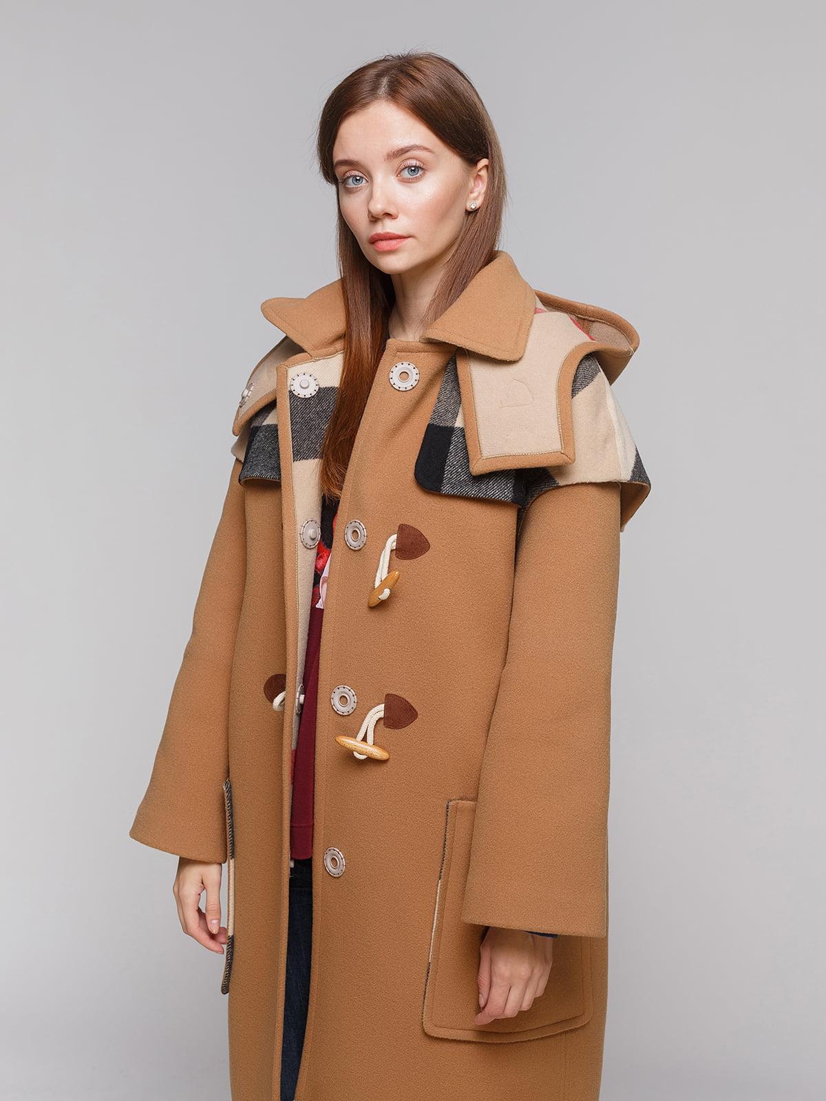 Пальто бежеве | 5213507