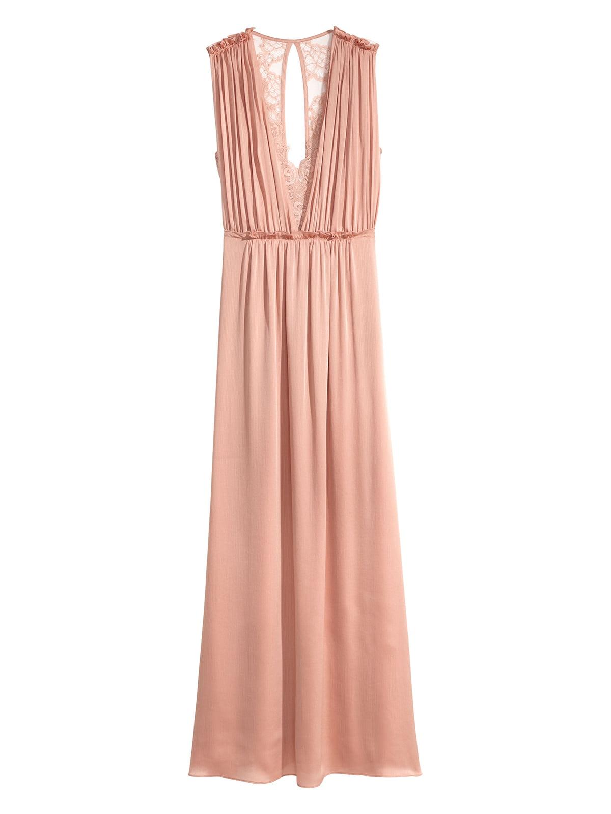 Платье бежевое | 5244256