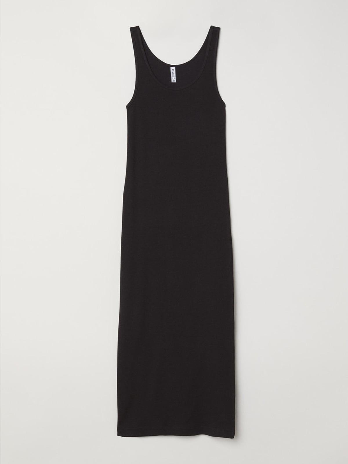 Платье черное   5244306
