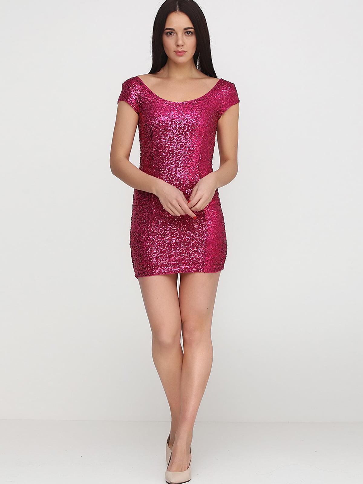 Платье розовое | 5244352