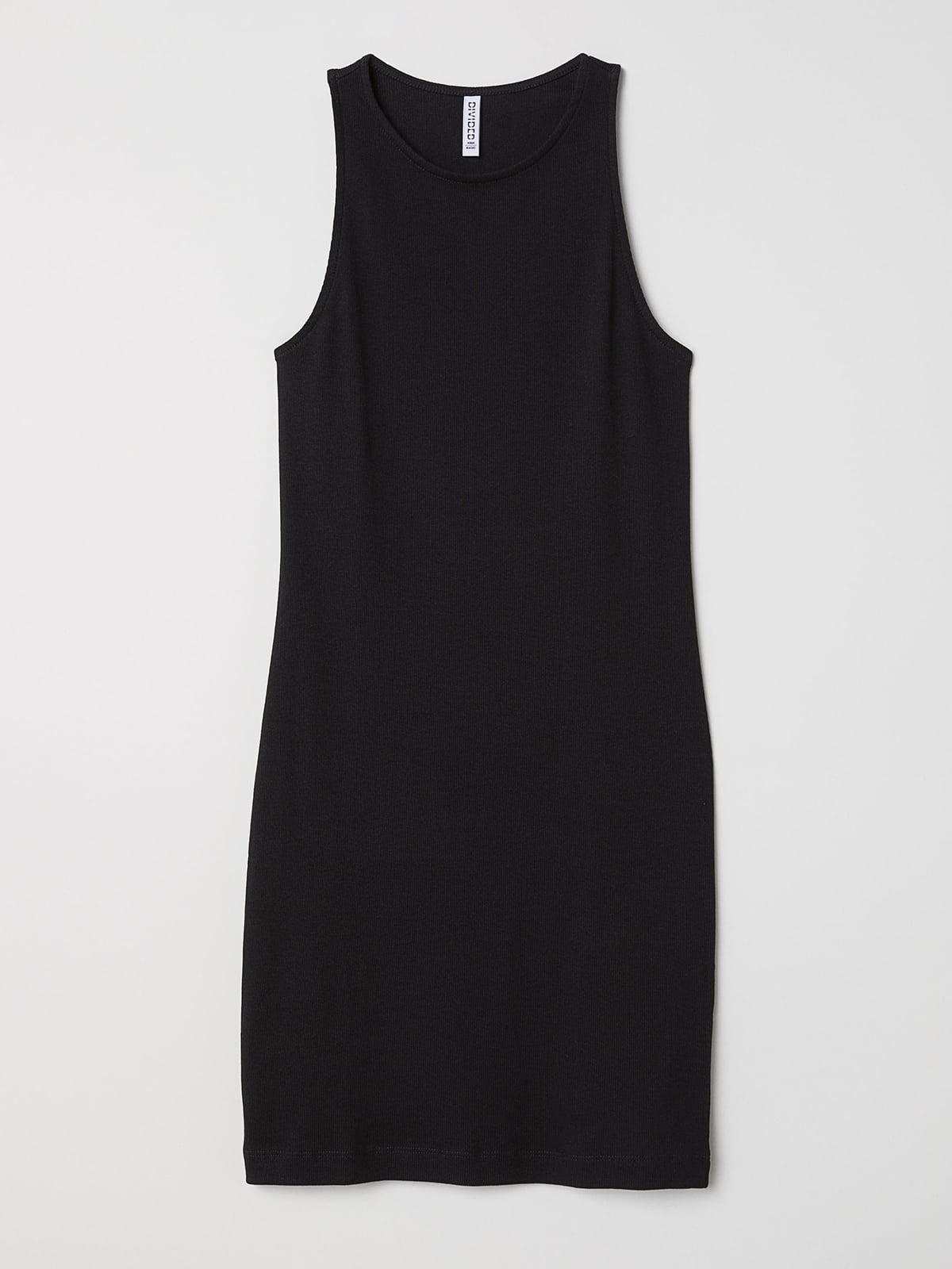 Платье черное | 5244393