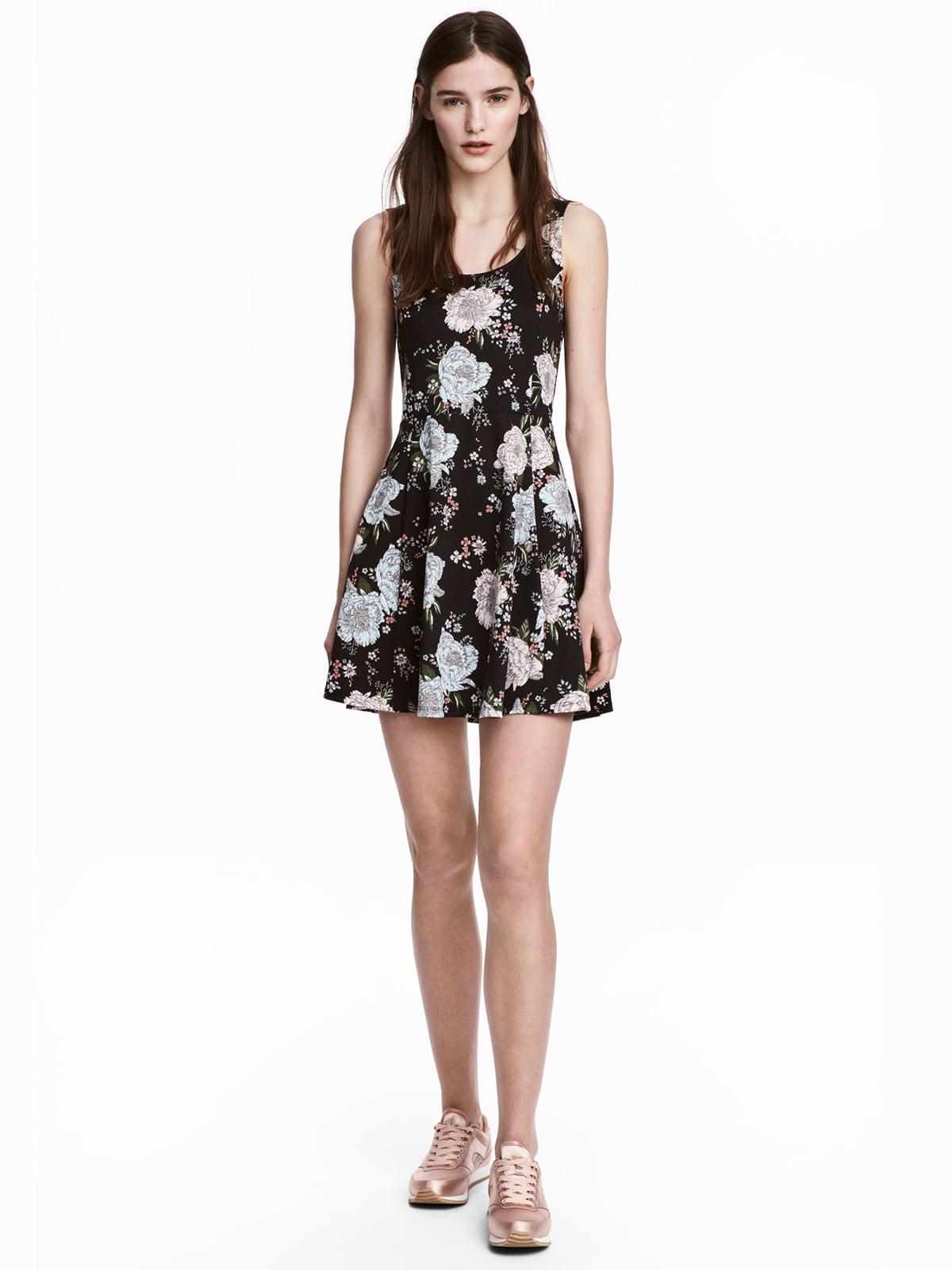 Платье черное | 5244607