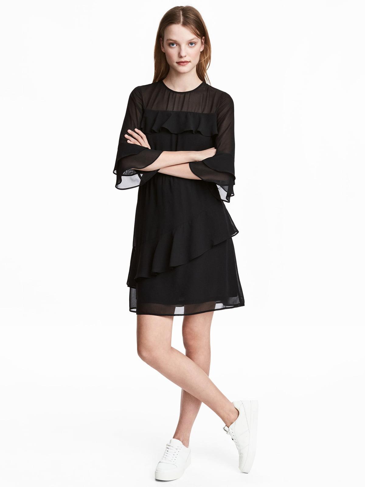 Платье черное   5244701