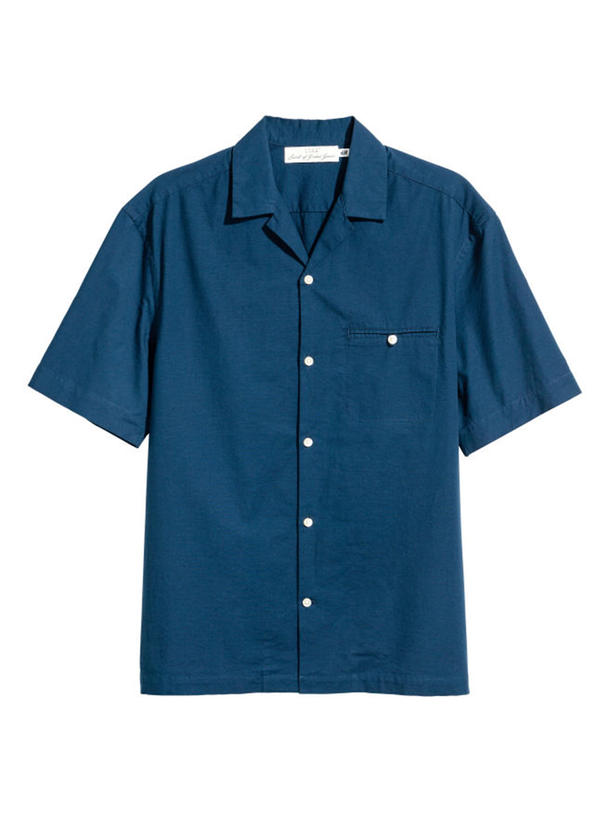 Рубашка синяя | 5244728