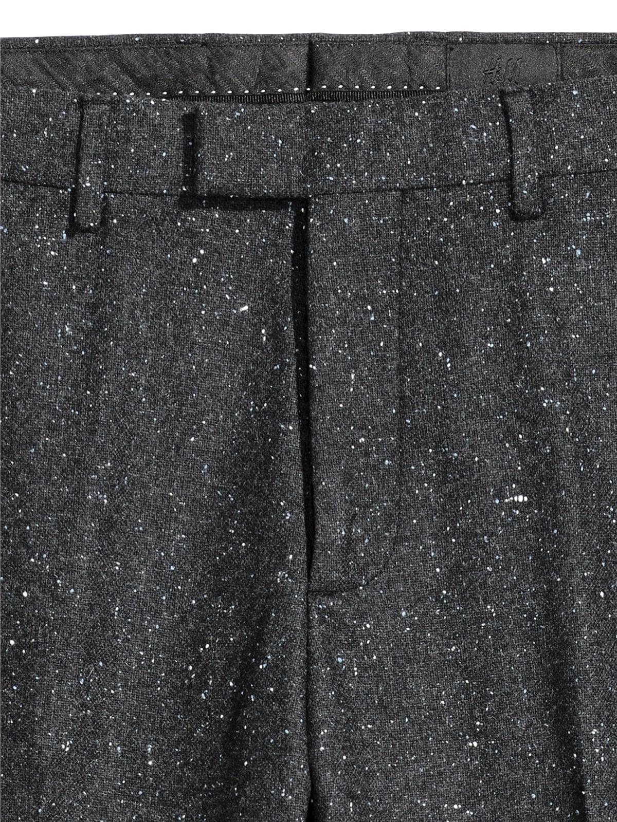 Брюки черные | 5244791