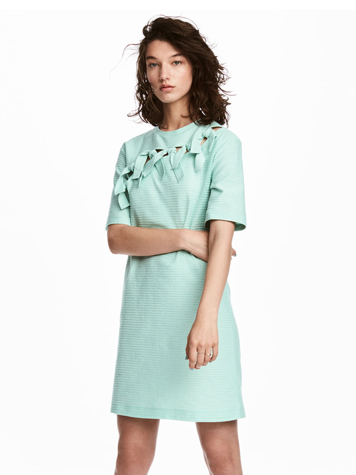 Платье бирюзовое | 5244913