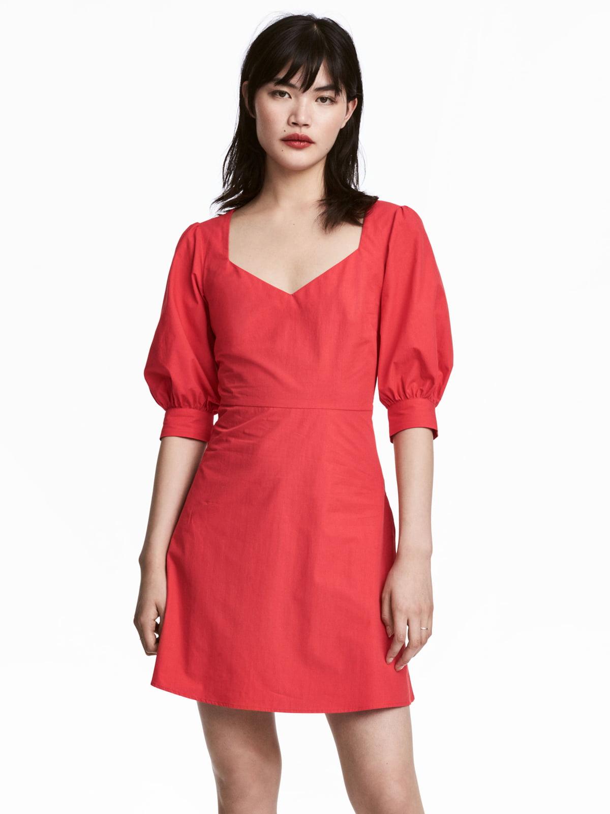 Платье красное | 5244933