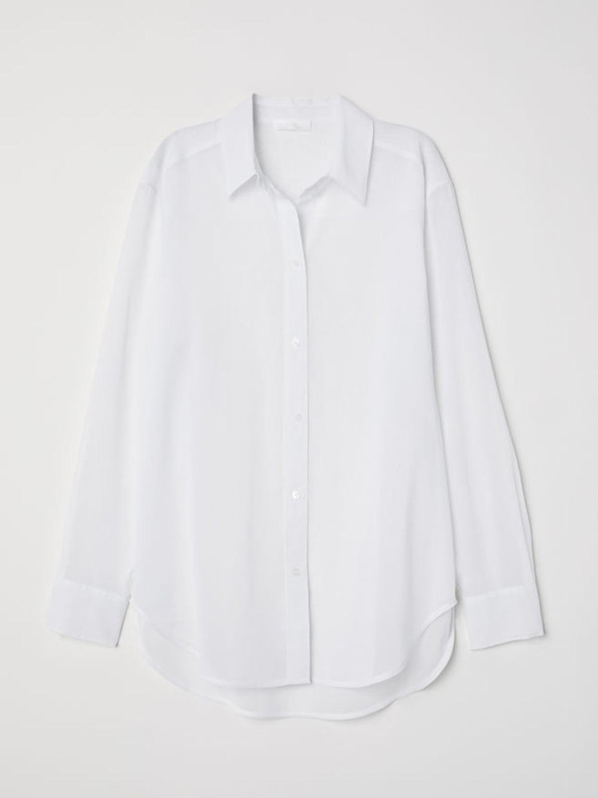 Рубашка белая | 5244954