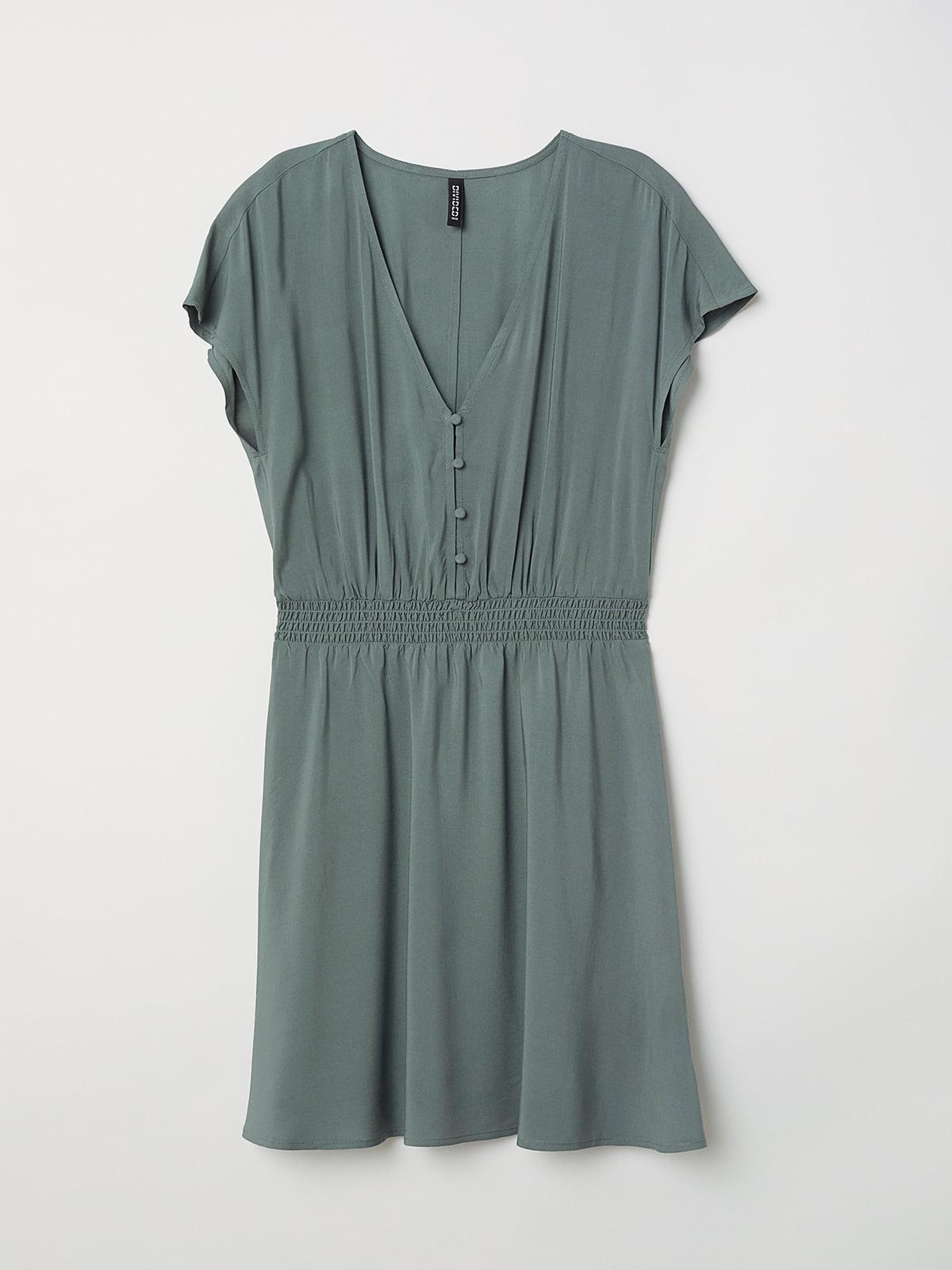 Платье зеленое | 5245027