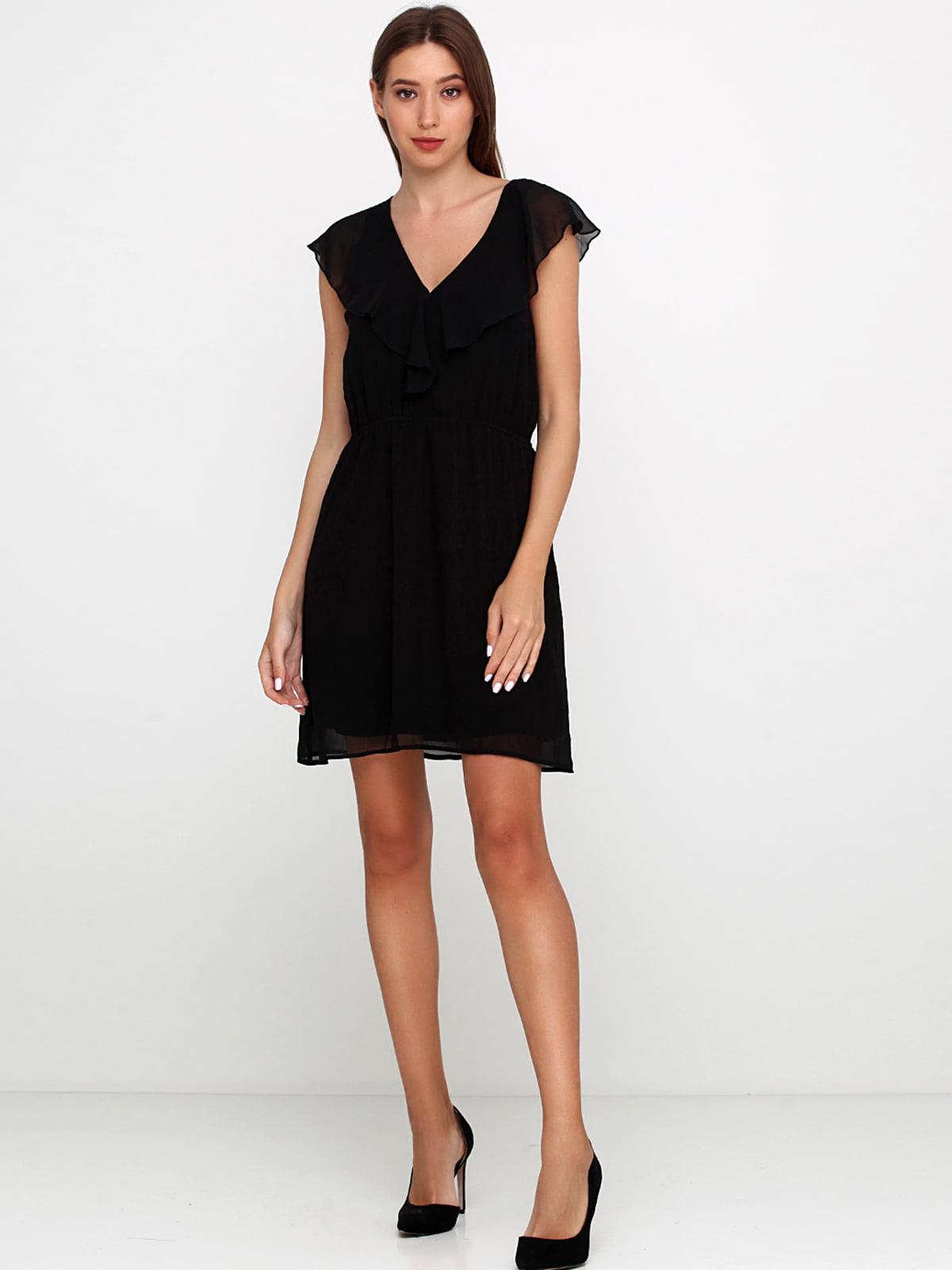 Платье черное | 5245028