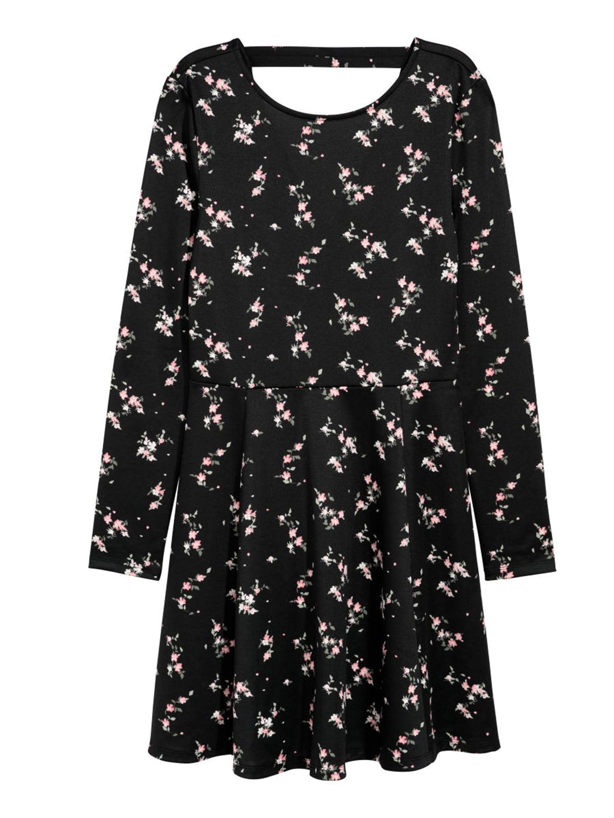 Платье черное | 5245035