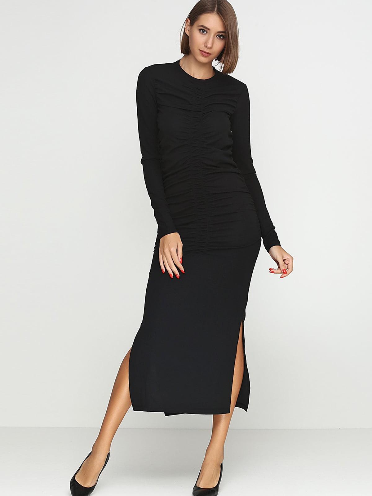 Платье черное | 5245049