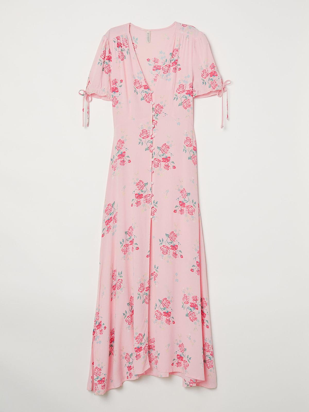 Платье розовое | 5245062