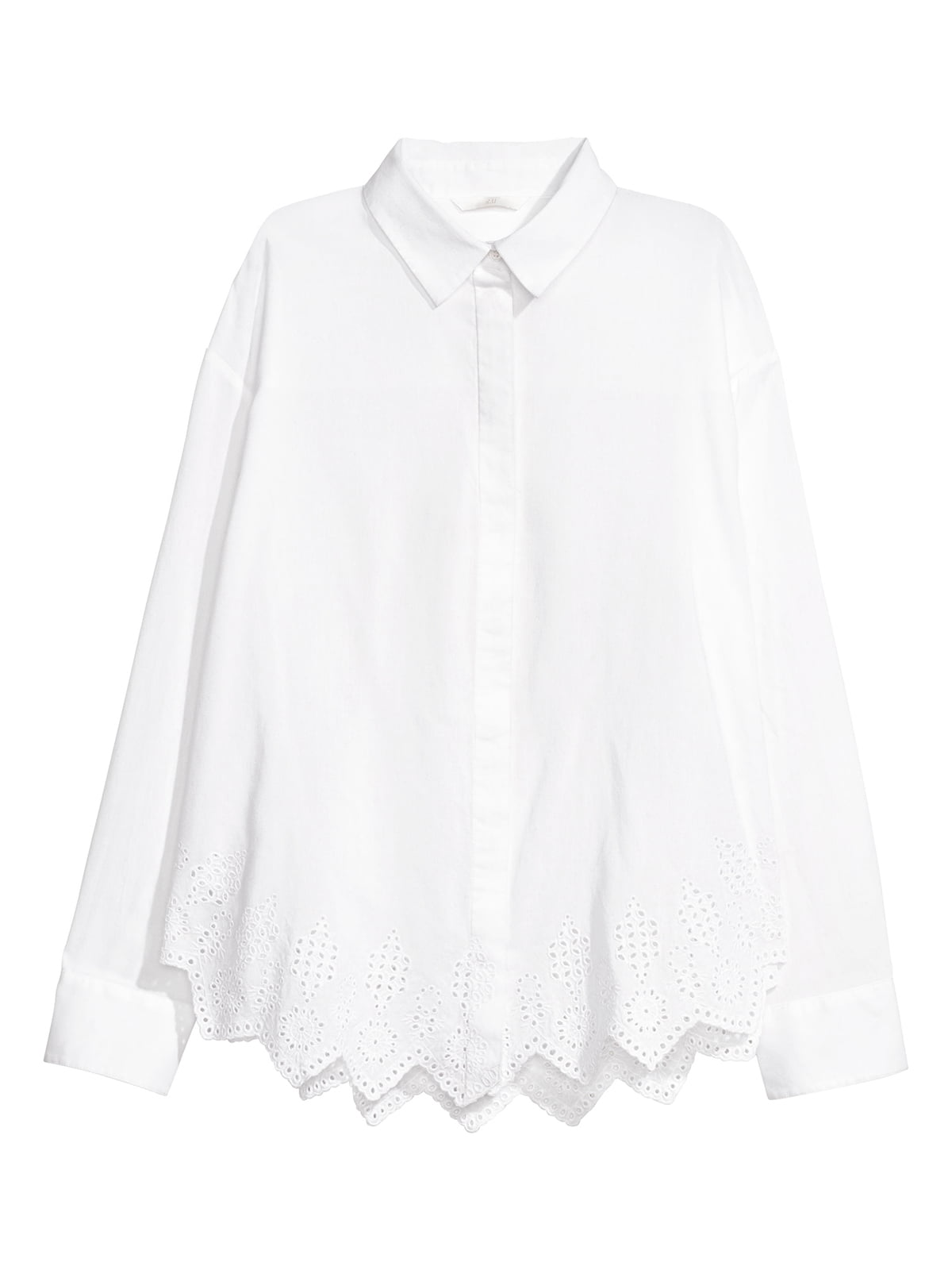 Рубашка белая   5245090