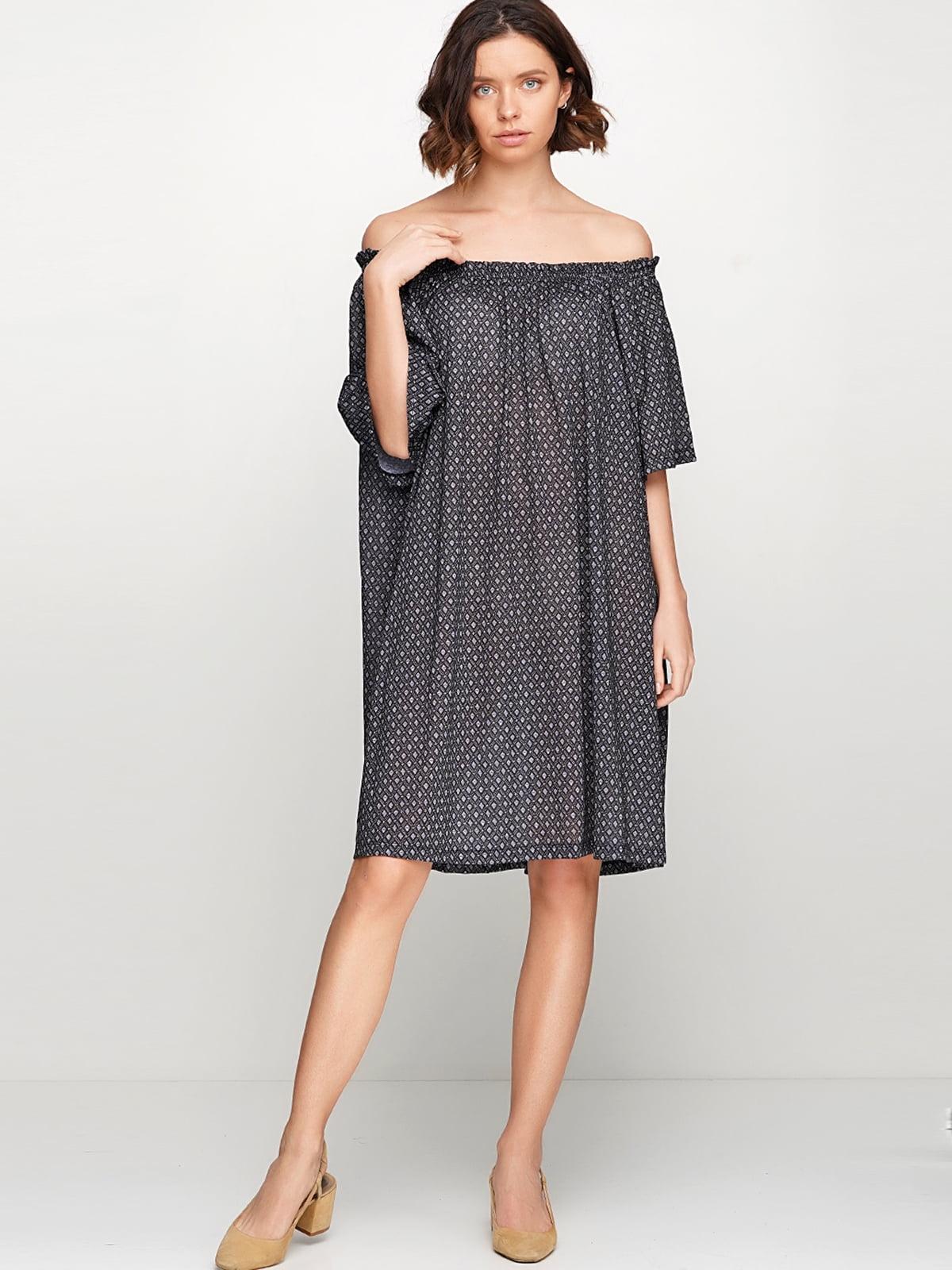 Платье черное | 5245190