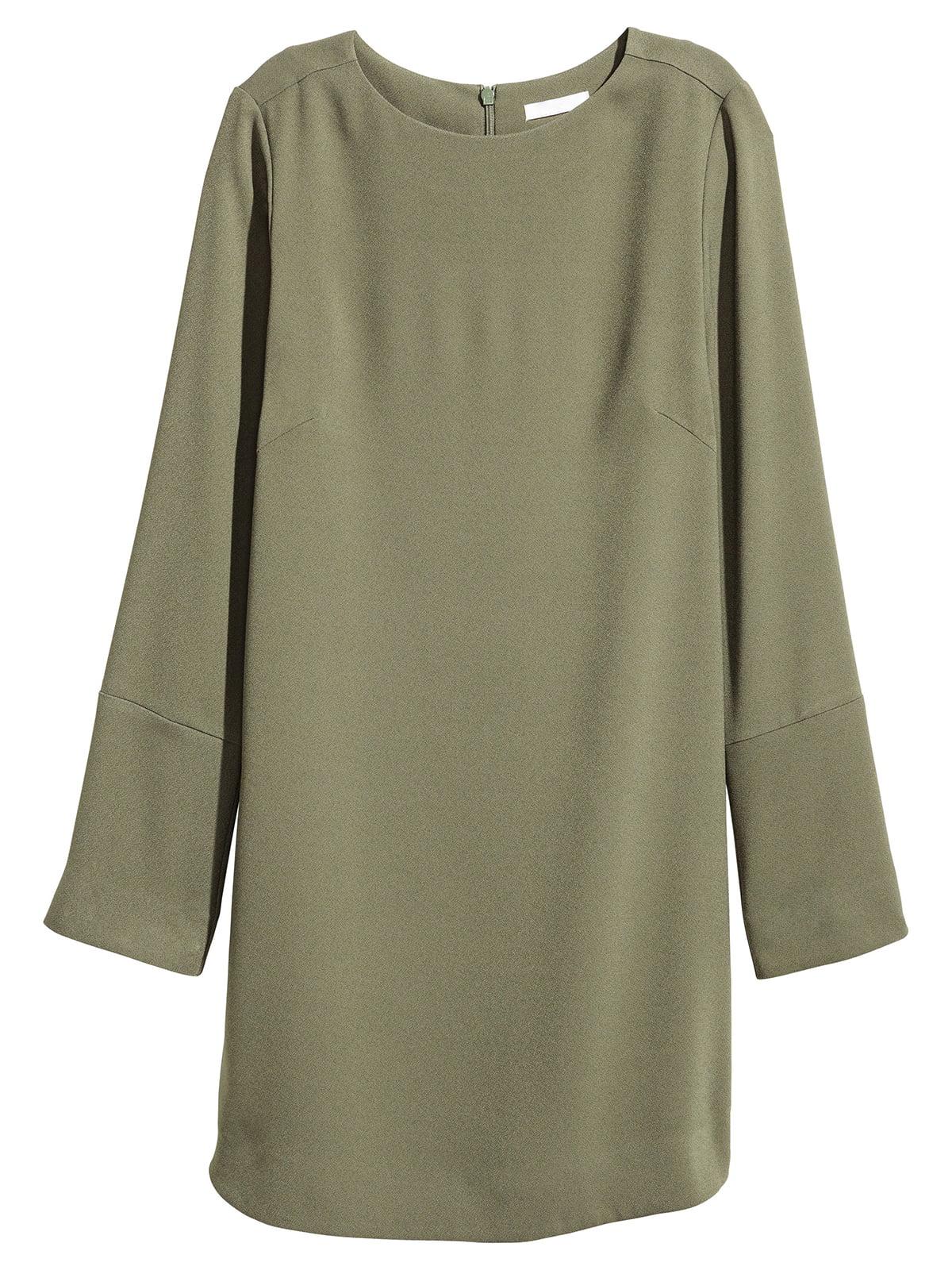 Платье зеленое | 5245264