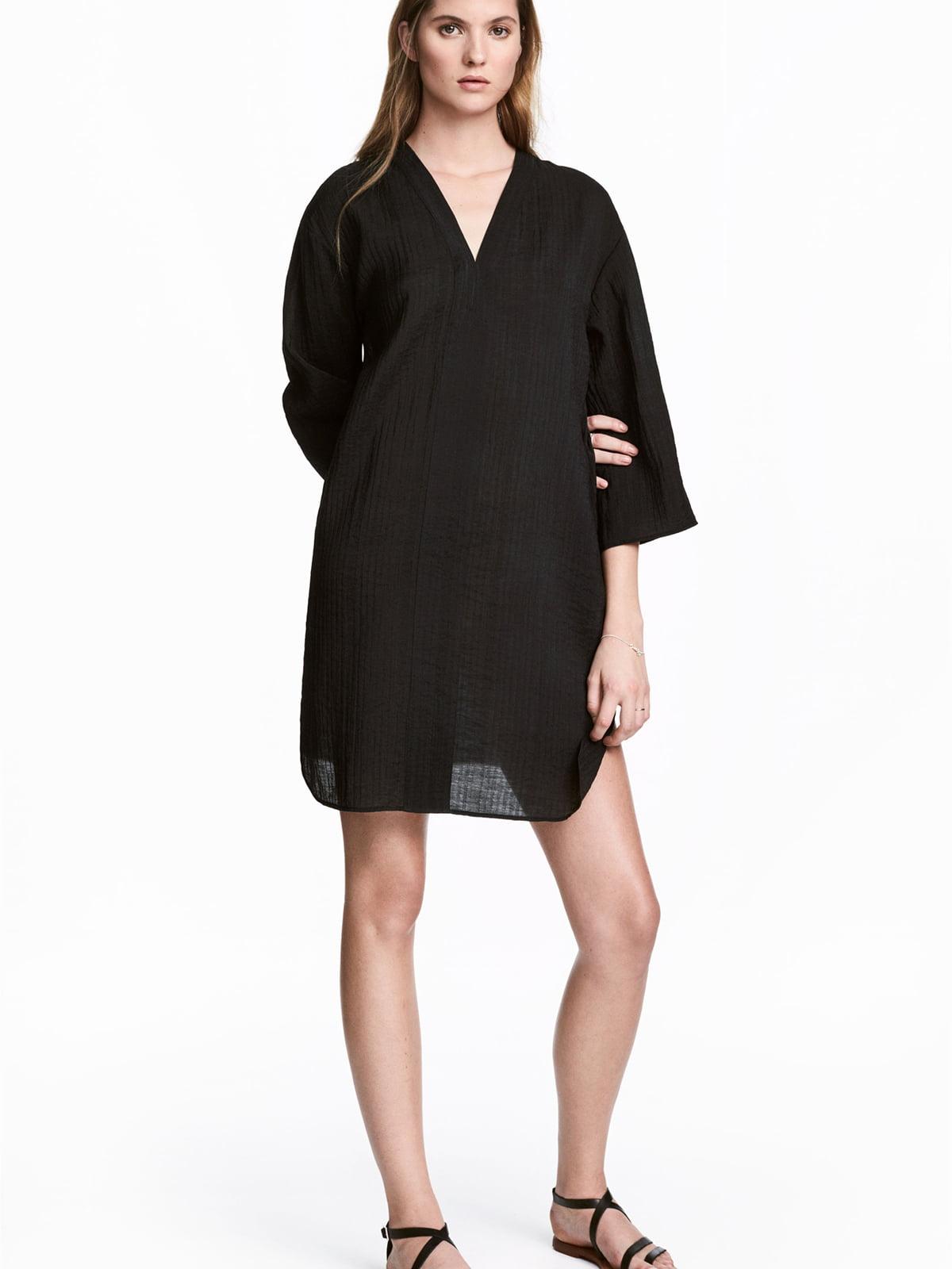 Платье черное | 5245288