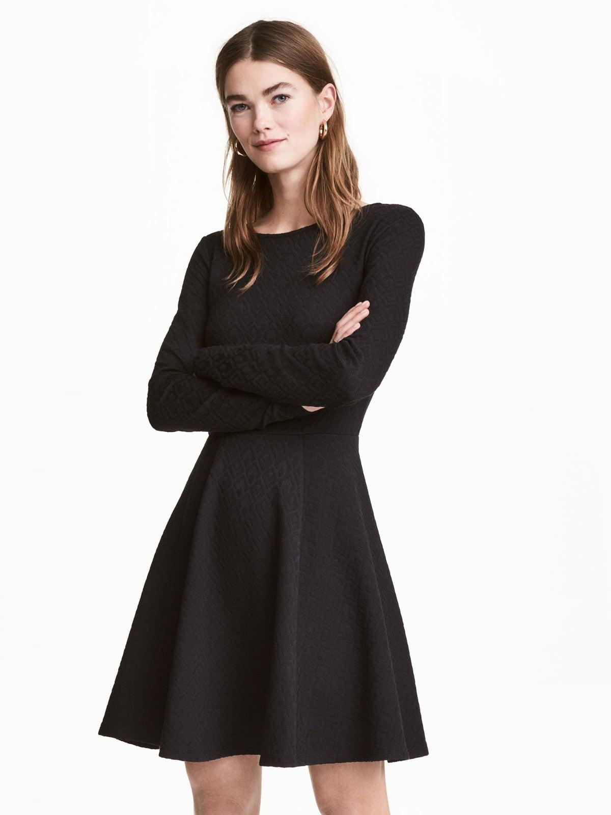 Платье черное   5245332