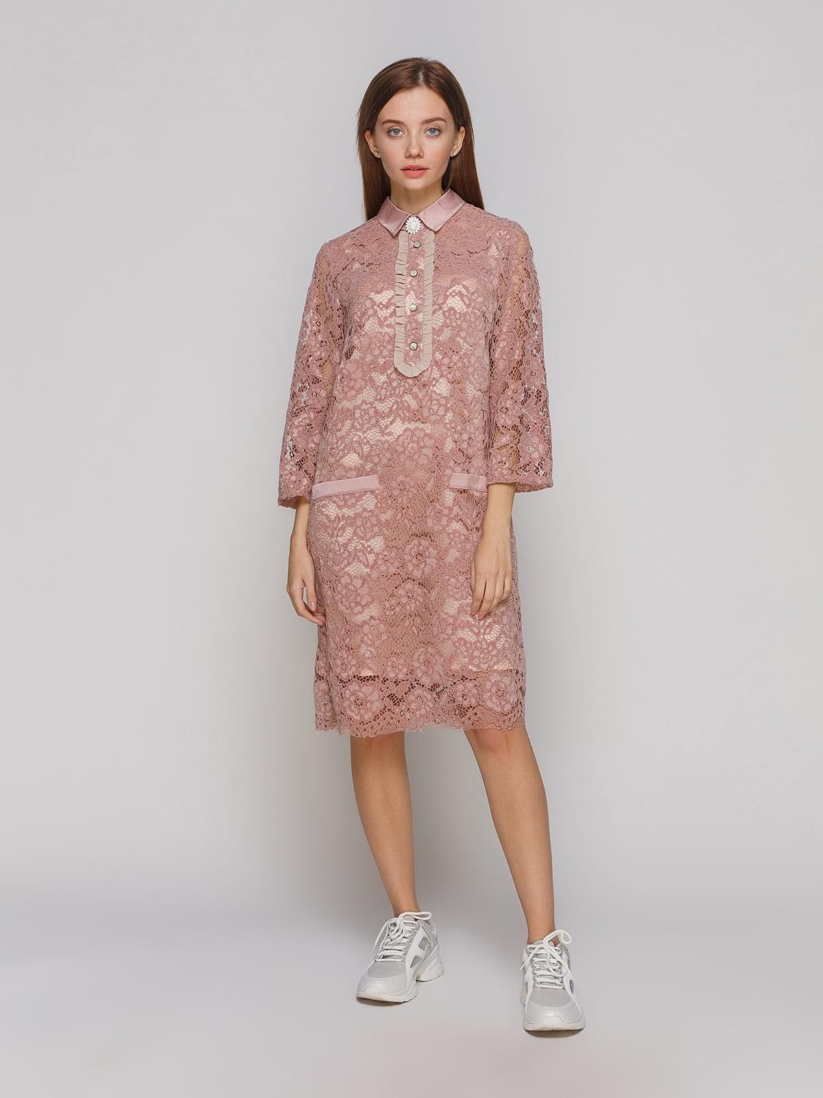 Сукня рожева | 5216738