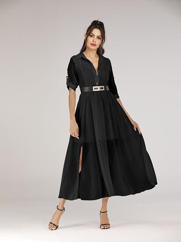 Платье черное | 5250844