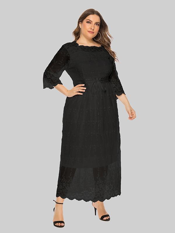 Платье черное | 5250858