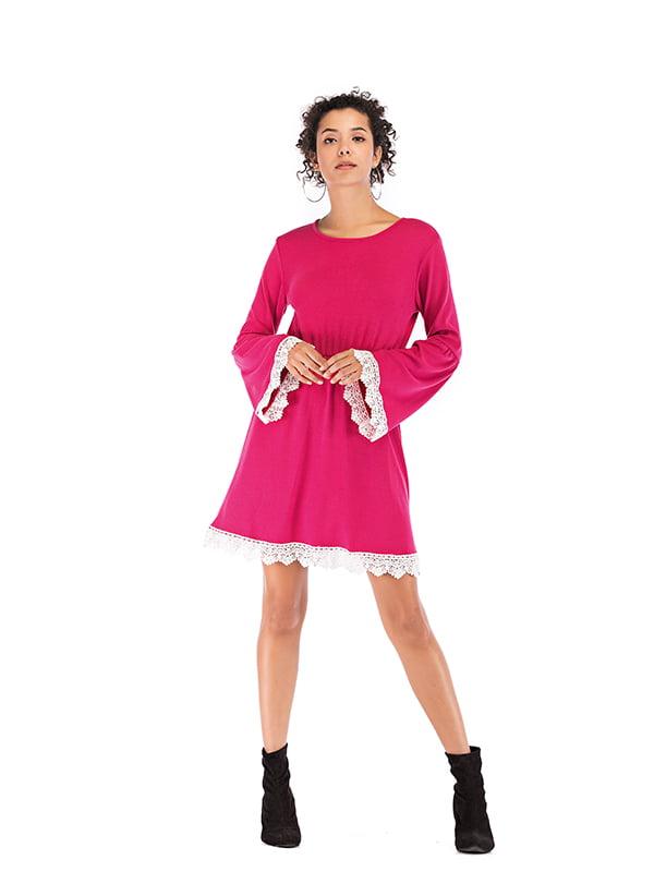 Платье розовое   5250889