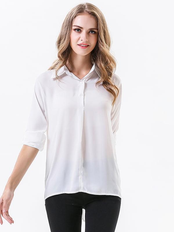 Рубашка белая   5250905