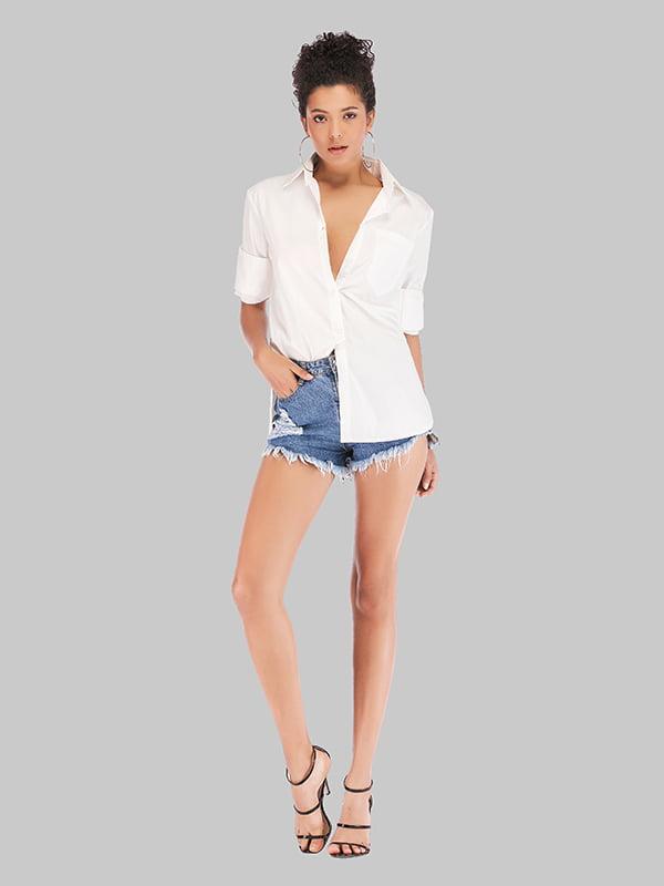 Рубашка белая   5250917