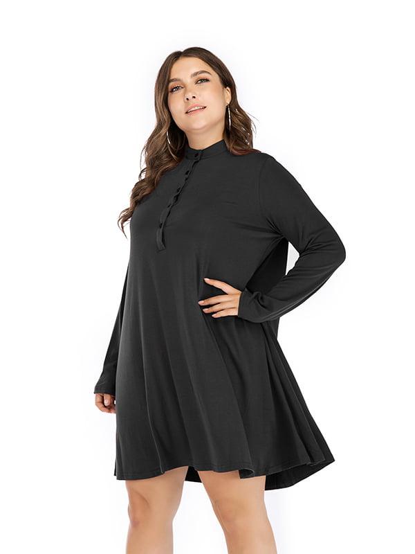 Платье черное | 5250953