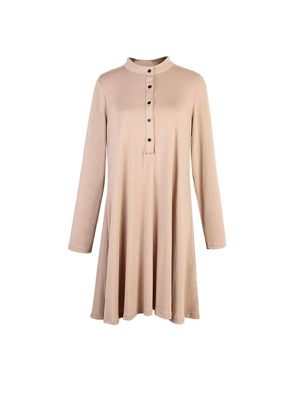 Платье цвета хаки | 5250955