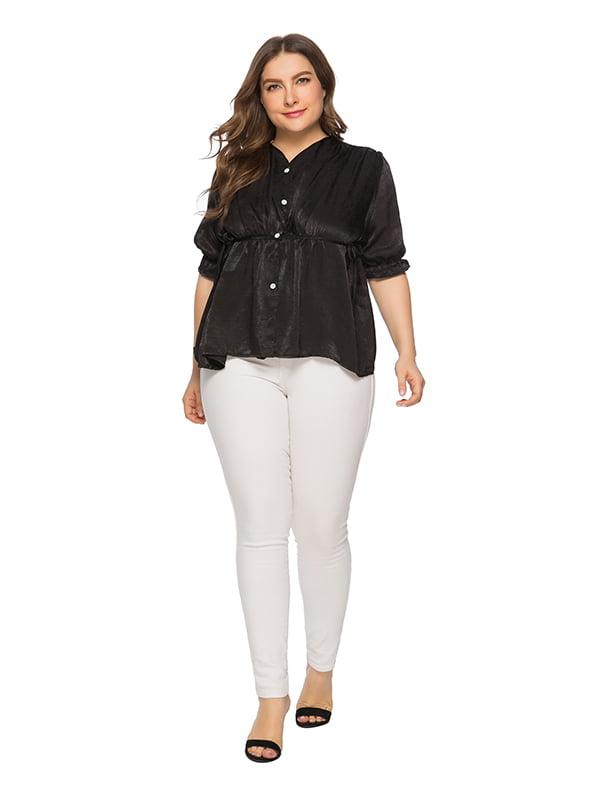 Блуза черная   5250993