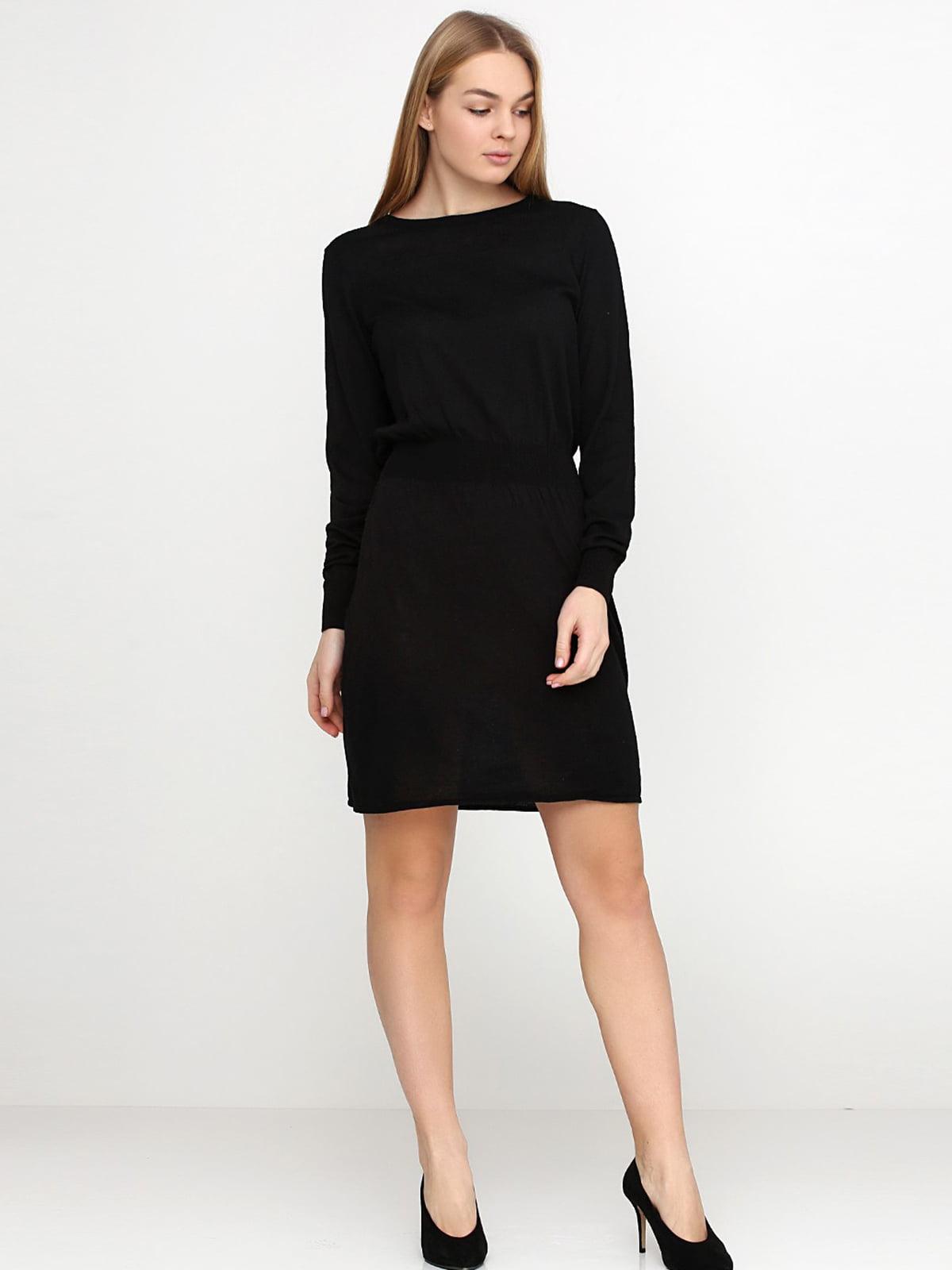 Платье черное   5244290
