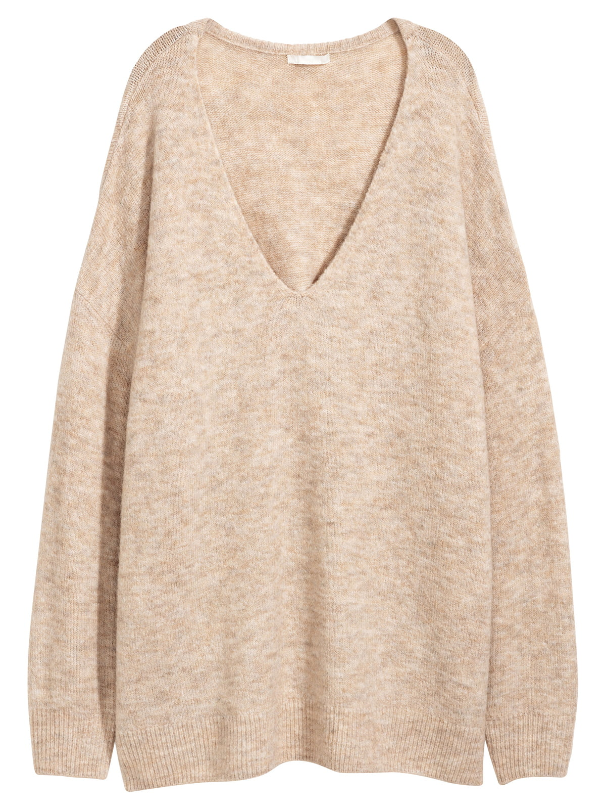 Пуловер светло-бежевый | 5244963