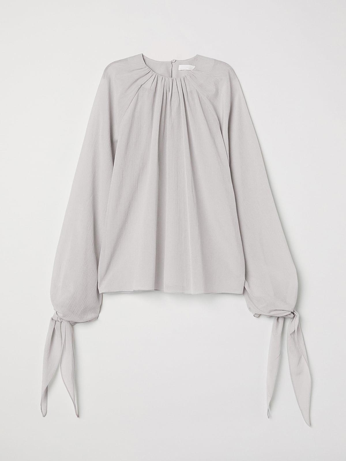 Блуза серая | 5245092