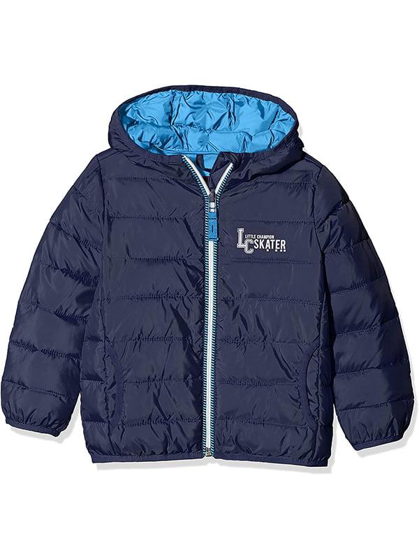 Куртка темно-синя | 5251338