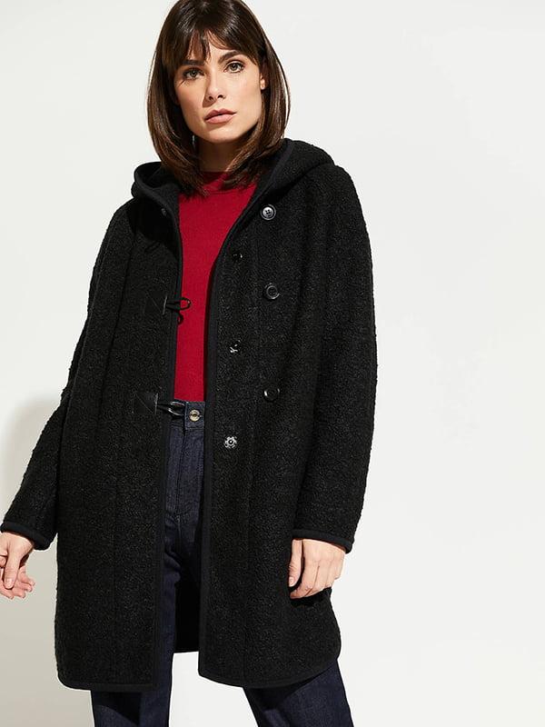 Пальто чорне | 5251351