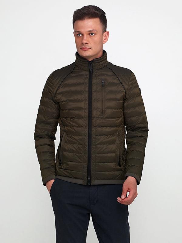 Куртка кольору хакі | 5251371