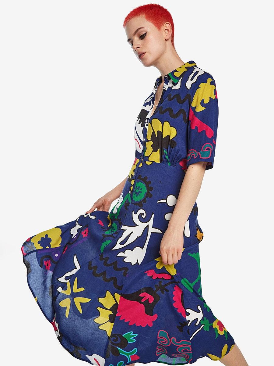 Сукня синя | 5251902