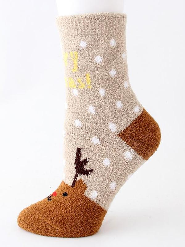 Шкарпетки махрові | 5252692