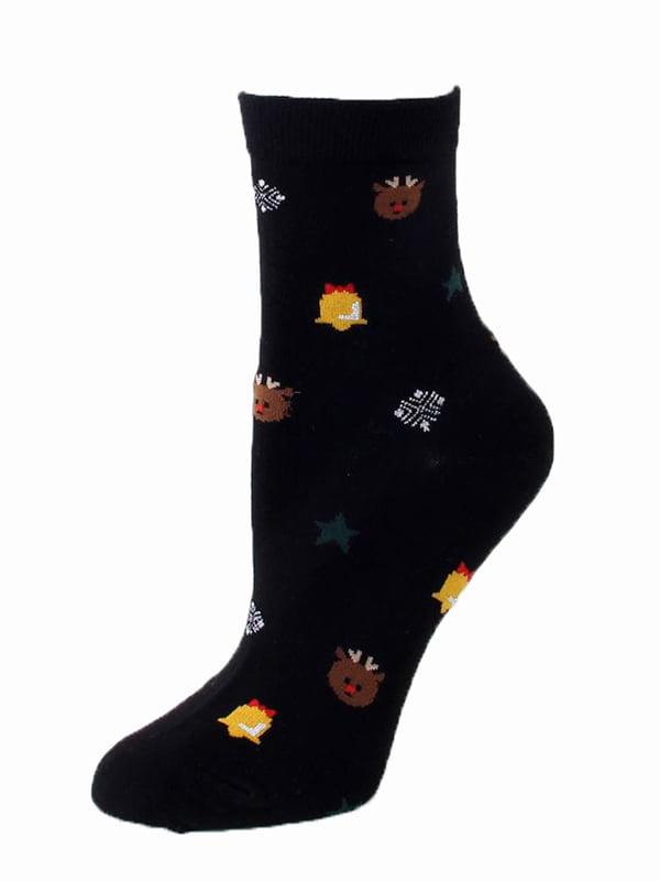 Шкарпетки чорні   5252707