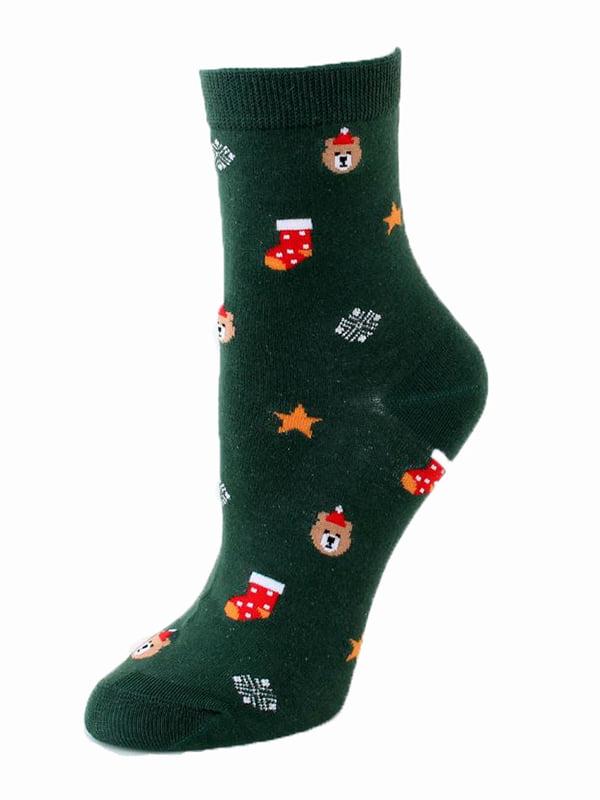Носки зеленые | 5252708