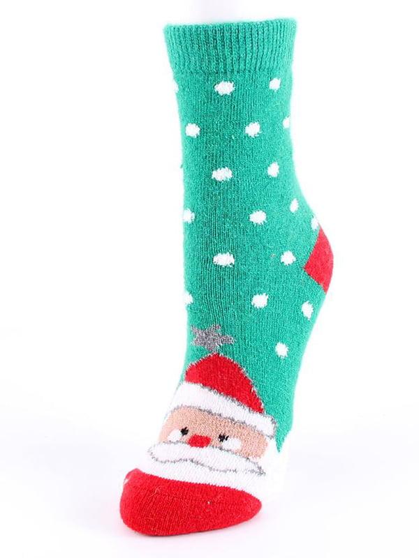 Шкарпетки зелені | 5252714