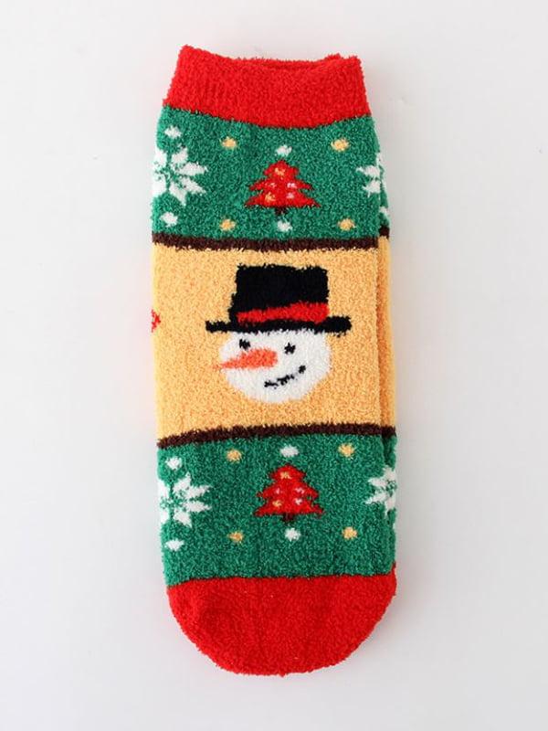 Шкарпетки зелені   5252718