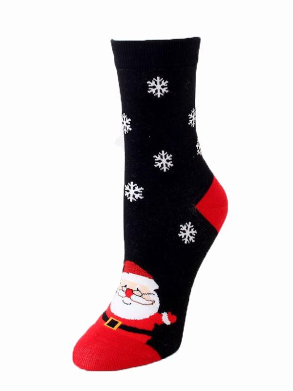 Шкарпетки чорні | 5252726