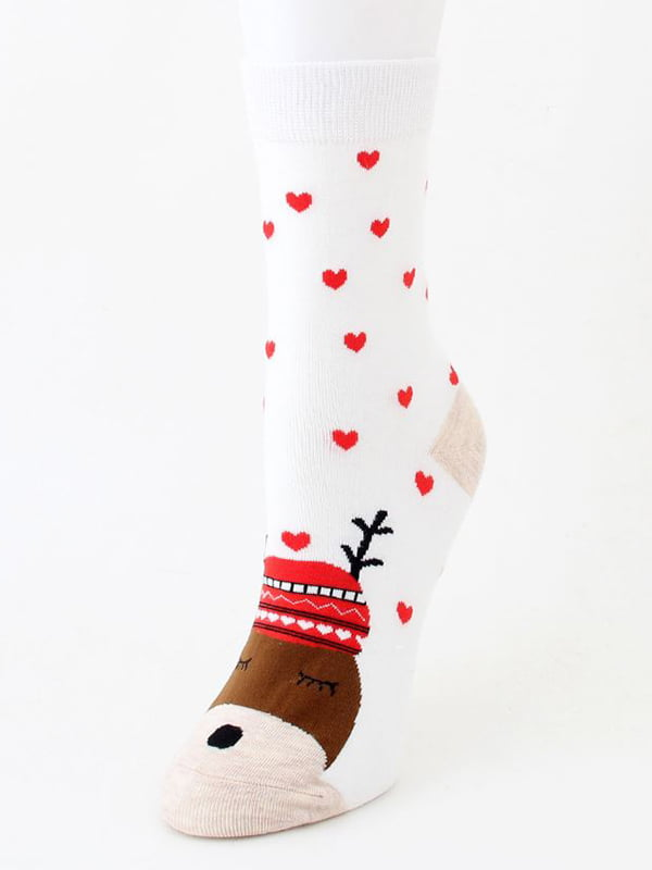 Шкарпетки білі | 5252727