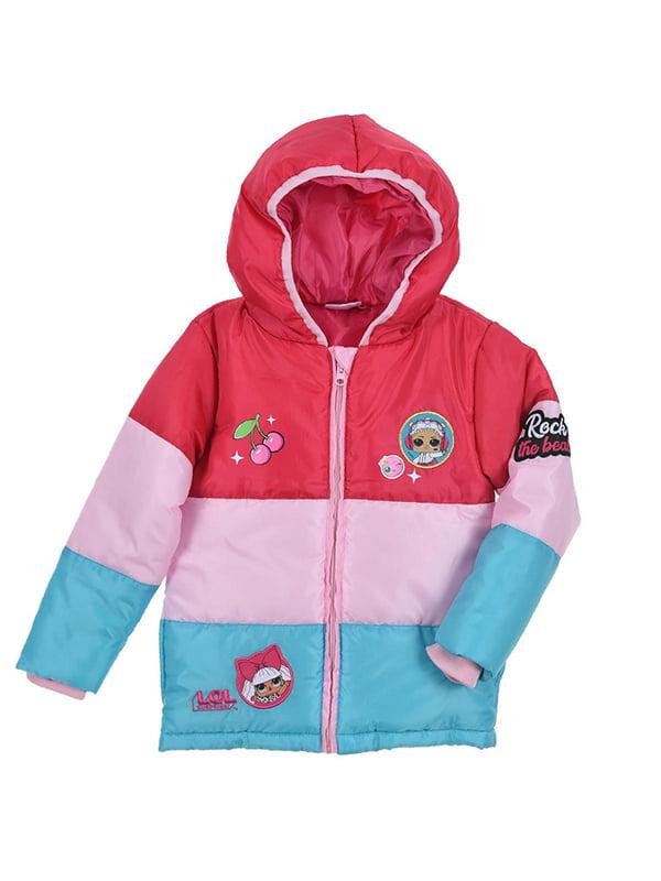 Куртка разноцветная   5252764